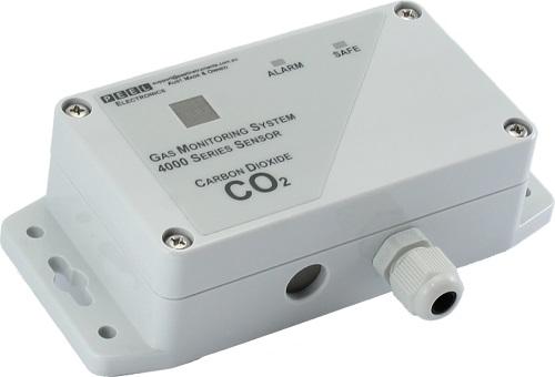 4000-CO2 Carbon Dioxide Gas Detector Sensor