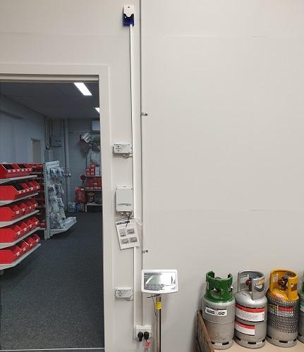 4000 Store2 Carbon Dioxide Oxygen Detector Sensor